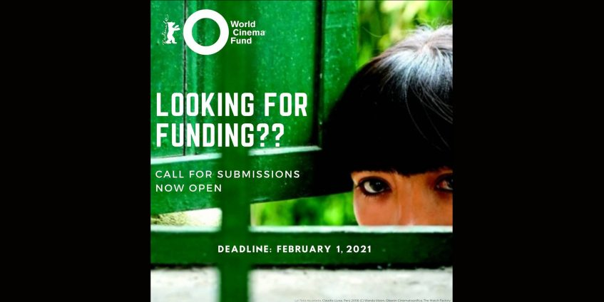 Opportunity for Film Funding from WORLD CINEMA FUND